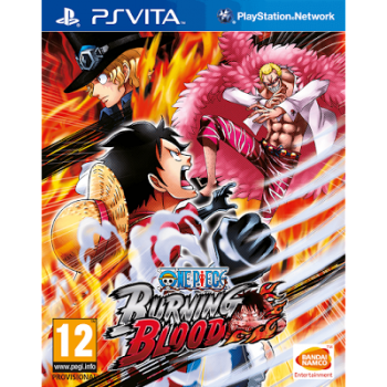 One Piece Burning Blood (2016) [PSVita] [EUR] 3.60 [HENkaku] [PSN] [Ru/En]