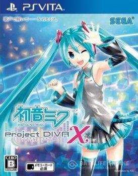 Hatsune Miku Project Diva X (2016) [PSVita] [EUR] 3.60