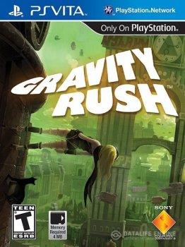 Gravity Rush (2012) [PSVita] [EUR] 3.60