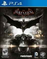 торрент Batman: Arkham Knight PS4