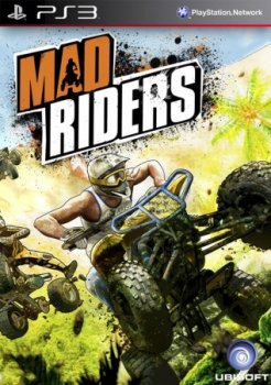 Mad Riders (ENG) PS3