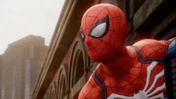Spider-Man (PS4) релиз в 2017 году