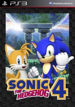 Скачать торрент Sonic The Hedgehog 4 Episodes 1-2 (ENG) PS3