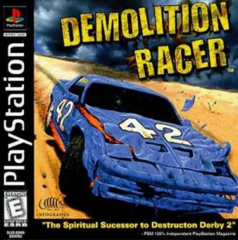 Demolition Racer PS1