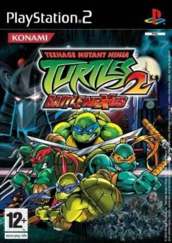 Teenage Mutant Ninja Turtles 2 PS2