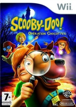 Scooby Doo! First Frights Wii