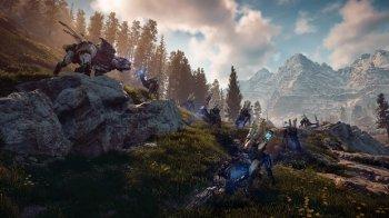 Horizon: Zero Dawn 2 - игра в разработке и будет иметь больше робототехники