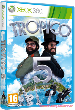 Tropico 5 [GOD / RUSSOUND]