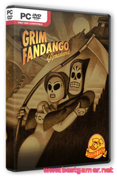Grim Fandango Remastered( ver. 1.4.0) MAC OS X
