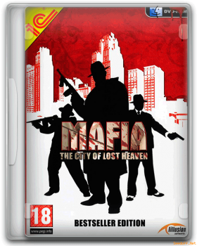 Mafia: The City of Lost Heaven / Мафия - v1.0 (2002) [Wineskin] [RUS] [ENG]