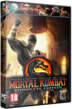 Mortal Kombat Komplete Edition [Mac] [WineSkin]