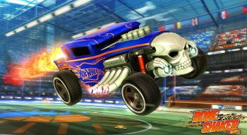 Rocket League - 30 миллионов зарегистрированных игроков.