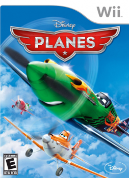 Disney Planes [WII-Multi4]