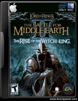 The Lord Of The Rings: Middle-Earth 2 The Rise of The Witch King - v2.0.1 (2006) [WineSkin]