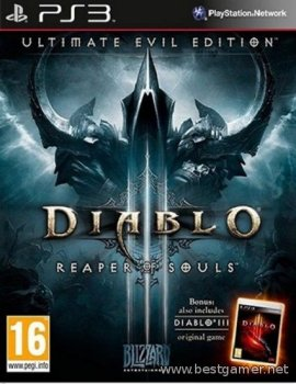 Diablo III : Reaper of Souls Ultimate Evil Edition (2014) [PS3] [EUR] 4.55 [Cobra ODE / E3 ODE PRO ISO]