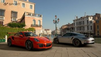 Gran Turismo Sport Beta - получает новый патч
