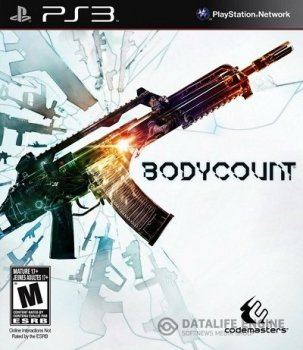 Bodycount (2011) [PS3] [EUR] 3.55
