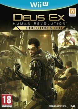 Deus Ex: Human Revolution - Director's Cut (2013) [WiiU] [EUR] 5.3.2