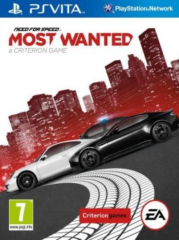 Need for Speed Most Wanted (2012) [PSVita] [EUR] 3.60