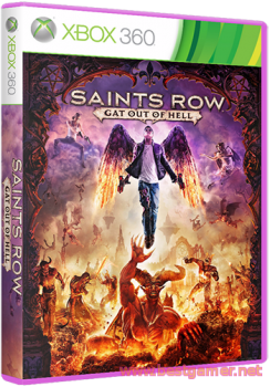 Saints Row: Gat Out of Hell [Region Free/RUS]+доп