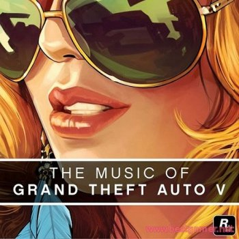 Grand Theft Auto V Music Radio Stations FULL (2013-2015), MP3, 320 kbps
