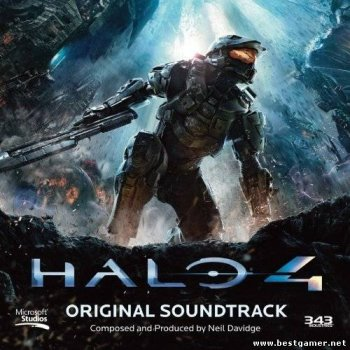 Halo 4 - Original Soundtrack (Special Edition) (by Neil Davidge & Kazuma Jinnouchi) 2012 / MP3 / 320 kbps / Score