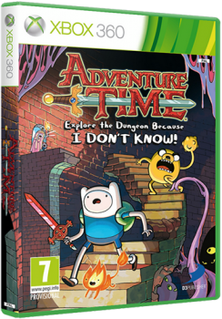 [FULL] Adventure Time: Explore the Dungeon Because I Don't Know! [ENG]