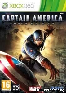 Captain America: Super Soldier [Region Free]