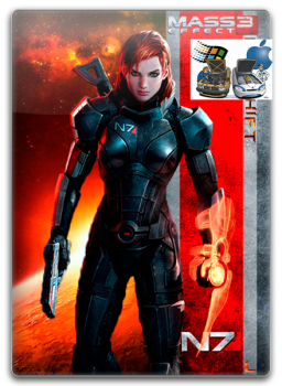 Mass Effect 3 [MAC] [Cider]