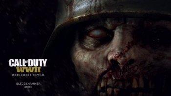 Режим Zombies в Call of Duty: WWII будет содержать странные вещи