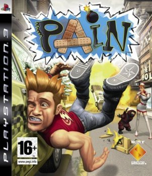Pain (2008) для ps3 торрент