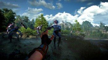 The Witcher 3 в Skyrim с новой версией мода