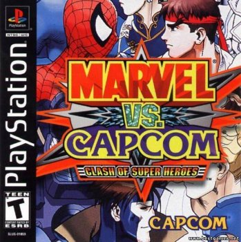 [PS] Marvel vs. Capcom - Clash of the Super Heroes [SLUS-01059][ENG]