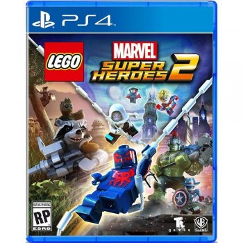 Lego Marvel Super Heroes 2 - Gameplay Demo