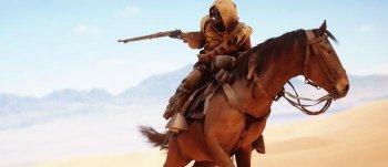 После выхода Battlefield 1: In the Name of the Tsar лошади станут более сговорчивыми