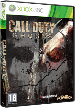 Call of Duty: Ghosts + DLC [PAL/RUSSOUND][Freeboot]