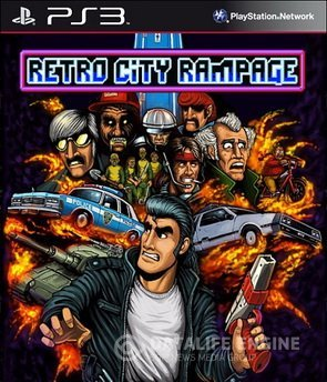 Retro City Rampage DX (2014)4.21 OFW / Образ для Cobra ODE / E3 ODE PRO