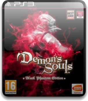 Demon's Souls - Black Phantom Edition [PS3] [EUR] [Ru] [Cobra ODE / E3 ODE PRO ISO]