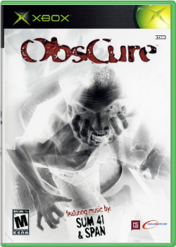 [XBOX] ObsCure [MIX/RUS/ENG]