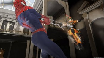 [PS2] Spider-Man 3 [RUS PAL]+dlc