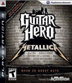 Guitar Hero: Metallica [Cobra ODE / E3 ODE PRO ISO]