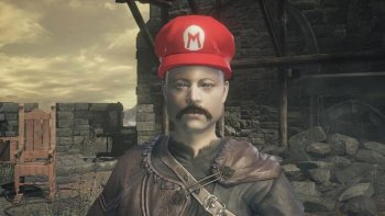 Трейлер Super Mario Odyssey воссоздали в Dark Souls 3