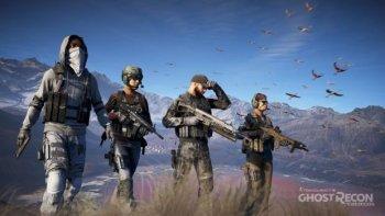 Ghost Recon: Wildlands s стал «самым большим и успешным проектом» в 2017 году для Ubisoft