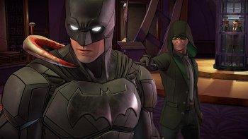 первые скриншоты Batman: The Enemy Within