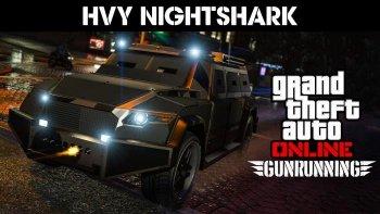 """GTA Online: HVY Nightshark и режим противоборства """"Разборка в овертайме"""", дополнительные GTA $, RP и не только"""