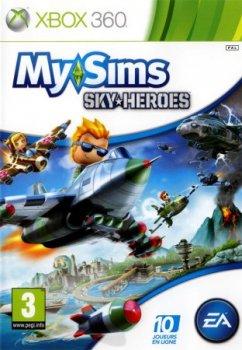 Скачать торрент My Sims Sky Heroes Xbox360
