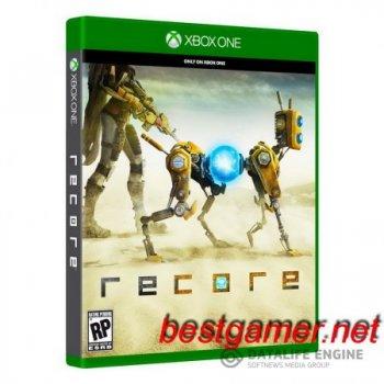 ReCore - новая информация.