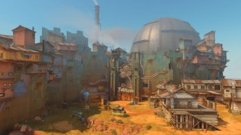 Overwatch Junkertown Map Preview