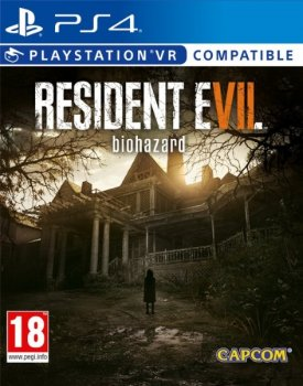 [PS VR] Resident Evil 7 Biohazard [EUR/RUS] (PS4)