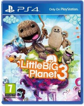 LittleBigPlanet 3 [EUR/RUS] (PS4)
